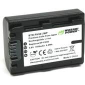 Wasabi Power Replacement Battery for Sony NP-FH50