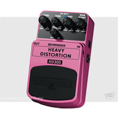Behringer Heavy Distortion HD300 Effects Pedal