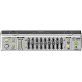 Behringer MINIFBQ FBQ800 - Compact 9-Band Graphic Equalizer with Feedback Detection System