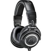 Audio Technica ATH-M50X Headphones (Black)