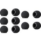 Sony ADRV1B2 UWP Lavalier Microphone Windscreens (5-Pack)