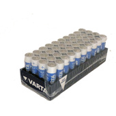 Varta Alkaline High Energy AA Battery - (40 Pack)