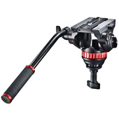 Manfrotto MVH502A - Pro Video head with 75mm Half-Ball