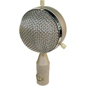 Blue B5 Bottle Cap - Interchangeable Omnidirectional Capsule for the Bottle Microphone