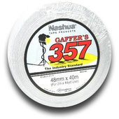 Nashua White Gaffer Tape 48mm x 40m