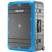 Pelican BA27 Elite Weekender Luggage (Grey and Blue)