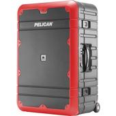 Pelican BA27 Elite Weekender Luggage (Grey and Red)