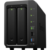 Synology DS214+ 2 Bay NAS