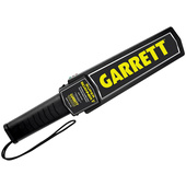 Garrett Super Scanner V Metal Detector