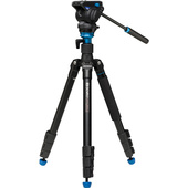 Benro Aero4 Travel Angel Video Tripod Kit