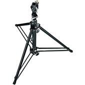 Manfrotto 070BU Follow Spot Light Stand - Black