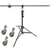 Manfrotto 085BS Heavy Duty Boom and Stand (Black)