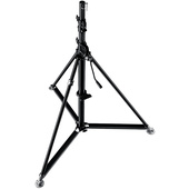 Manfrotto 387XBU Black Steel Super Wind-Up Stand (3.6m)