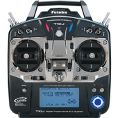 Futaba 10JH 2.4GHz 10-Channel S/FHSS Radio System with the R3008SB Receiver