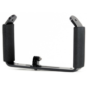 Backscatter GoPro Double Handle And Tray with Tripod Adaptor