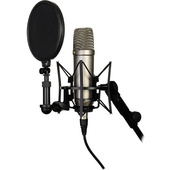Rode NT1-A Cardioid Condenser Microphone