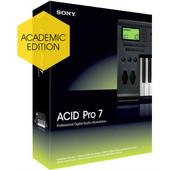 MAGIX Entertainment ACID Pro 7 - Academic (Download)