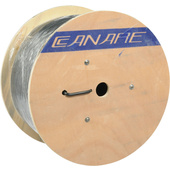 Canare L-4CFB RG59 HD-SDI Coaxial Cable - 300m Reel (Black)