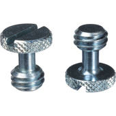 """Manfrotto 3/8""""-16 Quick Release Plate Screws (2-pack)"""