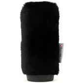 Rycote 034355 24cm Softie Short Fur - Black