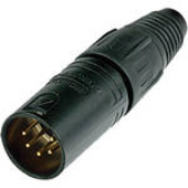 Neutrik NC5MX-B 5-Pin XLR Male Connector