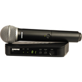 Shure BLX24-PG58 Vocal Wireless System With PG58 Mic