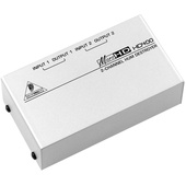 Behringer MicroHD HD400 - 2 Channel Hum Eliminator in Compact Form