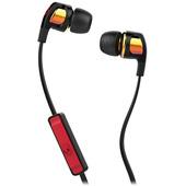 Skullcandy Smokin' Buds 2 Earbud Headphones with Mic (Orange Iridium)