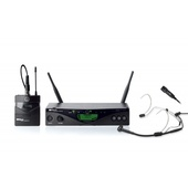AKG WMS 470 Presenter Set Wireless Microphone System (Lapel Set)