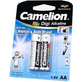 Camelion Digi Alkaline AA battery - (2 Pack)