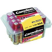 Camelion 24 Pack AAA Akaline Batteries