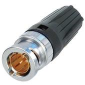 Neutrik NBNC75BLP9 rearTWIST BNC Cable Connector