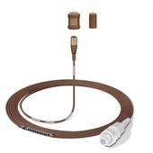 Sennheiser MKE 1-5 Lavalier Microphone (Brown)