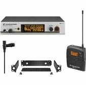 Sennheiser EW312 G3-B Omni Lapel Microphone Presenter System