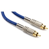 Hosa DRA-503 S/PDIF Coax Cable 3m