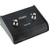Hosa FSC-385 Dual Latch Foot Switch