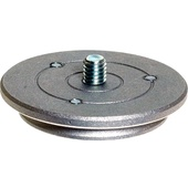 Manfrotto 400PL - LOW Accessory Plate for Geared Head 400PL-LOW