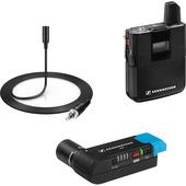 Sennheiser AVX Camera-Mountable Lavalier Pro Wireless Set (MKE2 Lavalier)