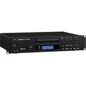 Tascam CD-200BT Rackmount CD Player With Bluetooth Receiver