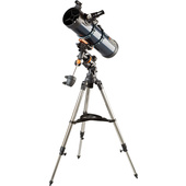 "Celestron AstroMaster 130 EQ 5.1""/130mm Reflector Telescope Kit"