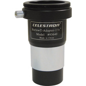 Celestron SLR Camera Adapter with Integral 2x Barlow Lens