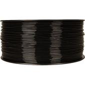 MakerBot 1.75mm PLA Filament XL Spool (5 lb, True Black)