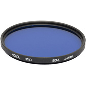 Hoya 49mm 80A Color Conversion Hoya Multi-Coated (HMC) Glass Filter