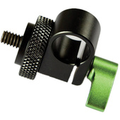 """Lanparte Single Rod Clamp with 1/4"""" Mount"""