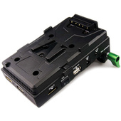 Lanparte VBP-01 Sony V-Mount Battery Pinch with HDMI Splitter