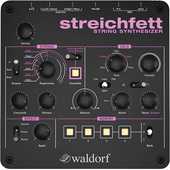 Waldorf Streichfett - String Synthesizer