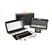 Kino Flo Diva-Lite 415 with Travel & Lamp Cases Kit (230V)