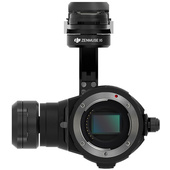 DJI X5R RAW Camera and 3-Axis Gimbal