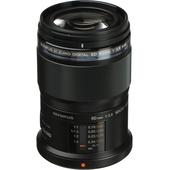 Olympus M.Zuiko Macro 60mm f/2.8 Lens (Black)