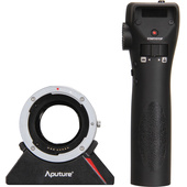 Aputure DEC Wireless Focus & Aperture Controller EF and EF-S Mount Lens to E-Mount Cameras